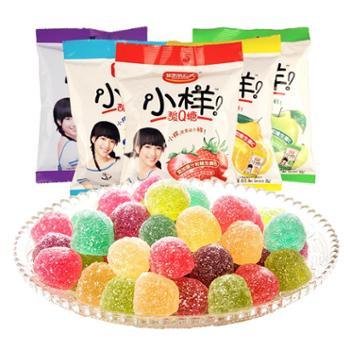 小样酸q糖65g/袋5种口味随机发
