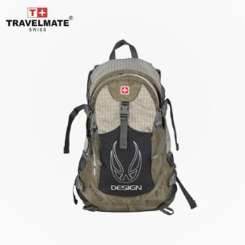 吉米【品牌经典】TRAVELMATE/旅行伴侣多功能背包超轻双肩包440323