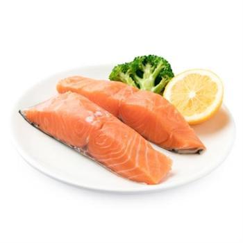 美威欧式原味三文鱼排(2片装)250g