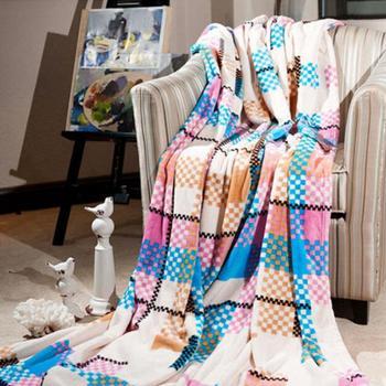 梦洁 馨柔珊瑚绒毯
