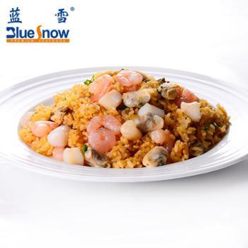 【蓝雪】海鲜配菜200g贝柱蚬子肉红虾仁三款组合装营养美味