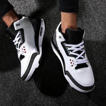 耶斯爱度运动鞋板鞋休闲鞋新款低帮时尚小白鞋篮球文化鞋运动鞋(50505)