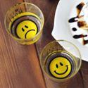 U-PICK原品生活 高硼硅耐热玻璃杯 表情玻璃杯系列送人*(单款38元)