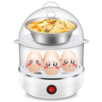 优益Y-ZDQ1不锈钢发热盘断电防干烧蒸蛋器煮蛋器