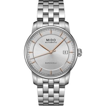 美度MIDO 贝伦赛丽系列 M8600.4.10.1 自动机械男表