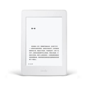 KindlePaperwhite电子书阅读器白色