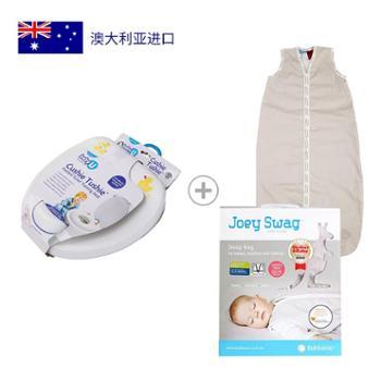 Bubbaroo澳大利亚春夏秋冬款睡袋,活动期间买睡袋送澳大利亚进口马桶一个