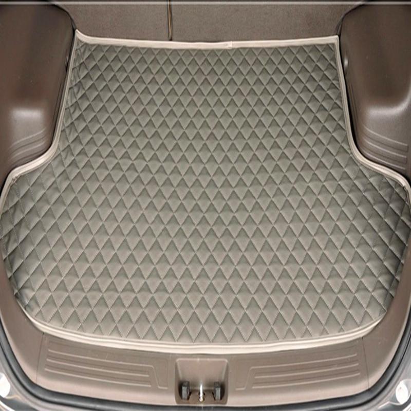 专车专用后备箱垫北京现代瑞纳 途胜 伊兰特 悦动 IX35朗动索八汽车皮高清图片