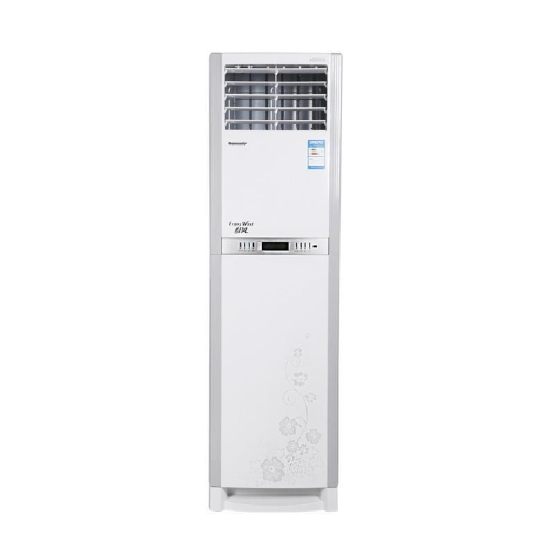 格力空调 kfr-50lw/(50566)ab-3 2匹 变频冷暖 柜机 悦风