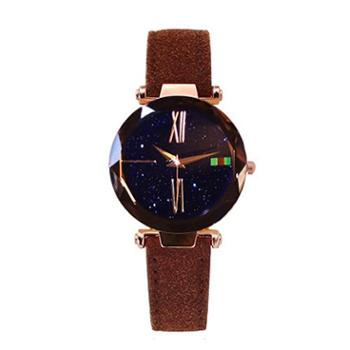 LSVTR潮流时尚星空女表简约休闲大气防水学生手表