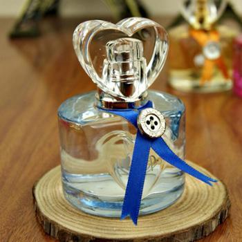 心心相印香水,圆瓶学生小白领高级香水精选天然花香