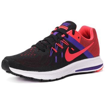 Nike耐克女鞋Nike Zoom Winflo 2女子运动跑鞋 807279-006轻质跑鞋