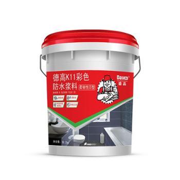 中国德高专业防水k11柔韧型图片