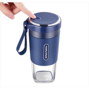 摩飞(Morphyrichards)榨汁机 便携式充电迷你无线果汁机料理机搅拌机MR9600