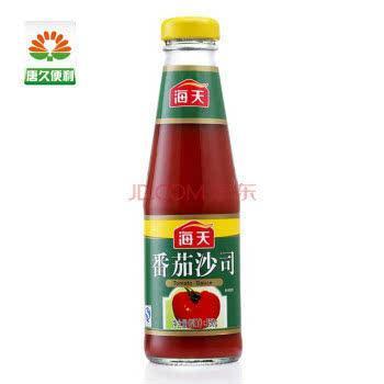 海天番茄沙司250g番茄酱【仅配送山西太原】