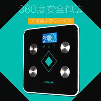 moeen/美恩多功能体脂秤智能测脂肪秤精准体重秤家用健康秤电子称