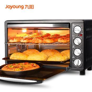 九阳电烤箱家用多功能全自动烘焙蛋糕大容量正品KX-35WJ11