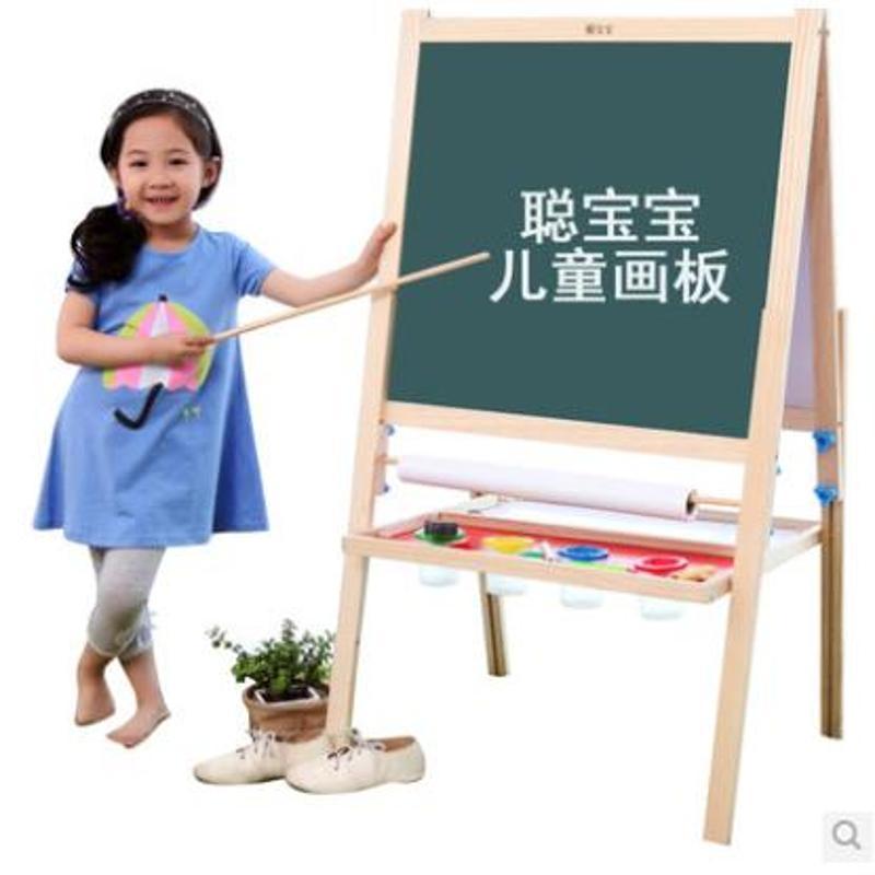 黑板支架式儿童画板画架