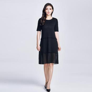 戎立特休闲女式连衣裙EW6081
