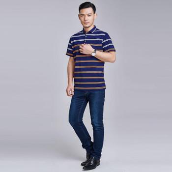 戎立特夏季男T恤半袖FM9371