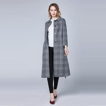 戎立特女士时尚大衣SF18063