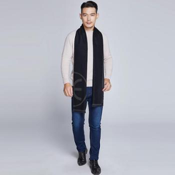 戎立特新款男士时尚围巾FMJ1144