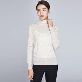 戎立特新款女士时尚羊毛衫FW8111
