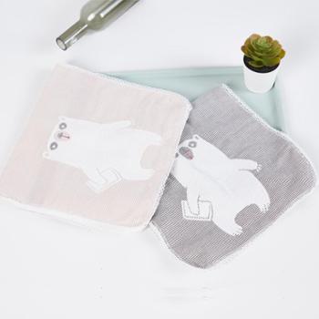 戎立特纯棉儿童毛巾一块GWJ102上海地区O2O线下扫码,线上拍下不发货