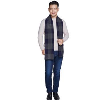 戎立特新款男士时尚围巾FMJ1233