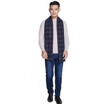 戎立特男士时尚围巾FMJ1231-32