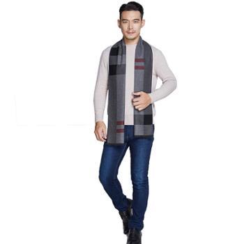 戎立特男士时尚围巾FMJ1142