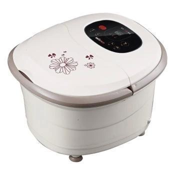 美妙足浴盆全自助泡脚桶电动加热泡脚盆自助按摩深桶足浴器洗脚盆
