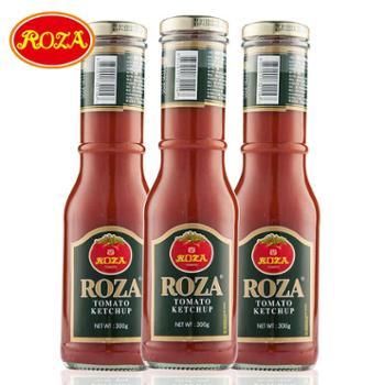 泰国露莎士番茄酱3瓶
