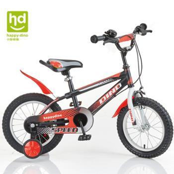 小龙哈彼儿童自行车3岁宝宝脚踏车2-4-6岁单车12/14/16寸男孩童车多省包邮