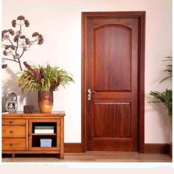 美通木门100%纯实木美式实木门全实木门实木卧室门ID-3S-T