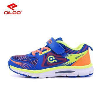 【Qiloo】儿童时尚运动跑鞋