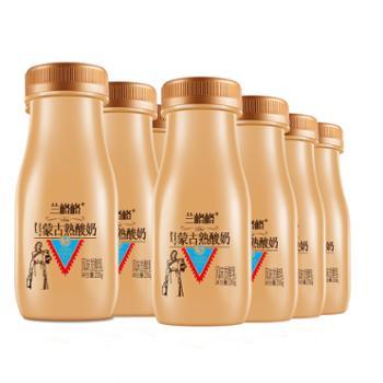 兰格格熟酸奶230g*8瓶装低温酸奶酸牛奶