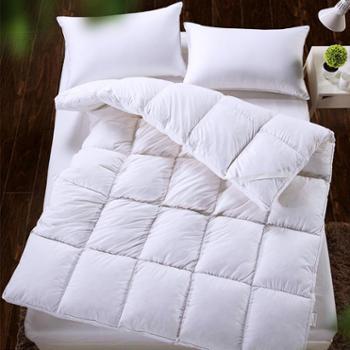 一朵绒 羽绒床垫 床褥鹅绒加厚鹅毛透气立体褥子酒店 榻榻米护垫