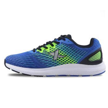 特步男鞋春夏季新款运动鞋男网面透气男士跑步鞋旅游慢跑鞋