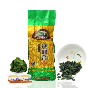 2019年安溪清香型铁观音乌龙茶茶叶散装250g