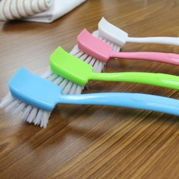 RUIYI锐益 轻巧两用碟锅刷 不沾油洗锅刷 刷锅器 厨房清洁刷 洗碟刷 洗碗刷 洗盆刷