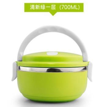 【拓本商贸】不锈钢保温饭盒单层学生饭盒