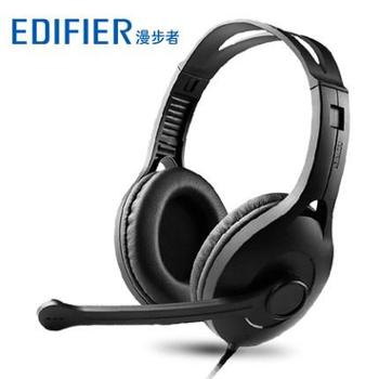 【网络爆款】Edifier/漫步者 K800电脑耳机耳麦头戴式游戏耳机带麦克风语音