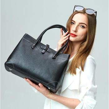 真皮女包新款女士品牌头层牛皮包包单肩包手提包