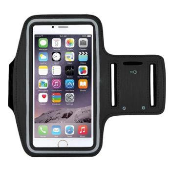 gangsta新款运动户外手臂包健身运动手机臂带触屏手机臂包通用于4-6寸手机臂包