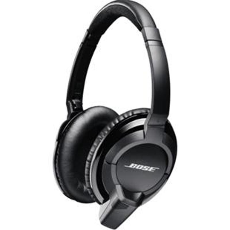 Bose头戴式蓝牙耳机AE2W 无线蓝牙耳机 蓝牙耳麦 黑色