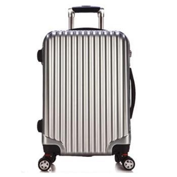 正品瑞士军刀万向轮商务旅行箱20寸拉杆箱24寸女登机箱铝框硬箱集之源SA-306