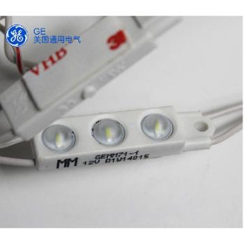 美国通用GE LED 广告灯箱模组 GEPM71-1 7100K 标识 标识字