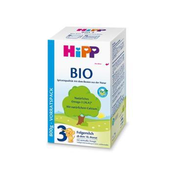 Hipp 喜宝 有机奶粉 3段 (10个月以上) 800克/盒