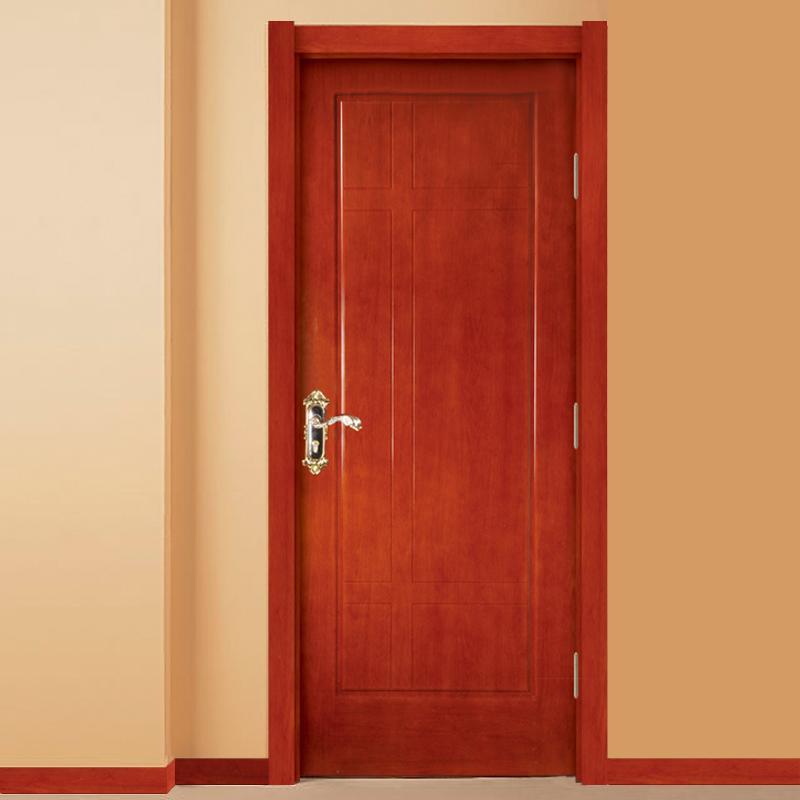 泰亨厂家直销原生木门室内卧室门房门套装门ty-c35